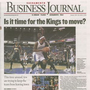 The Sacramento Business Journal